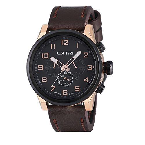 Extri Herren Armbanduhr X3001D