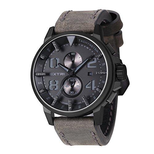 Extri Herren Armbanduhr X3003C