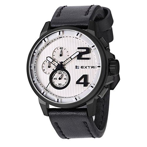 Extri Herren Armbanduhr X3004E