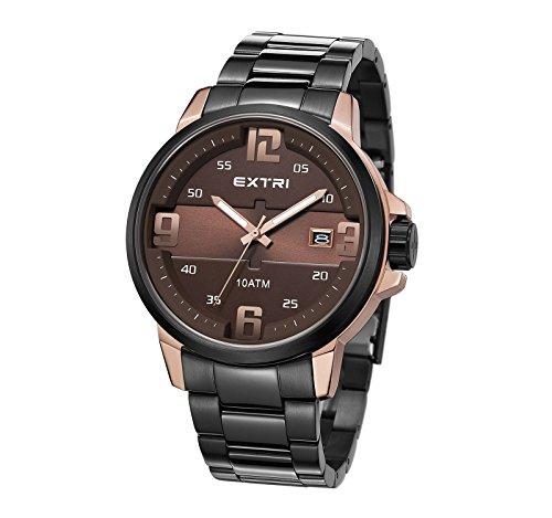 Extri Herren Armbanduhr X3010SC