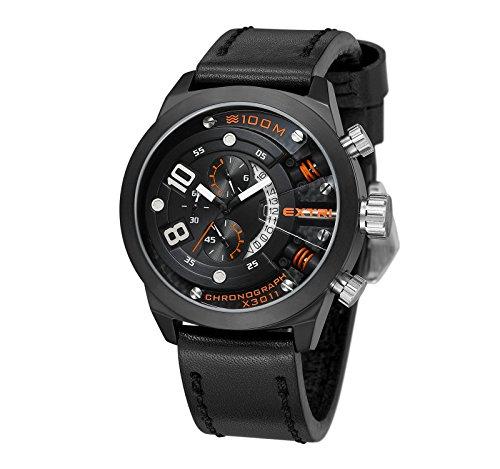 Extri Herren Armbanduhr X3011C
