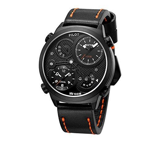 Extri Herren Armbanduhr X3014A