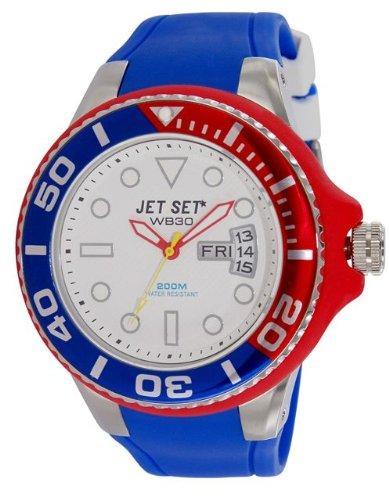 Jet Set Wb30 Diver Analog Quarz Kautschuk J55223 25