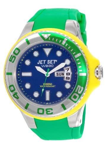 Jet Set Uhr - Unisex - J55223-13