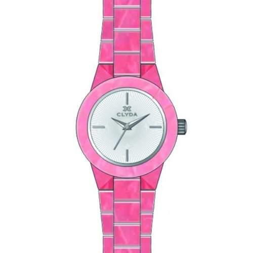 Clyda Uhr - Damen - CLA0520SRPX