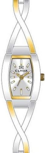Clyda Damenuhr Quarz CLG0094BBIW