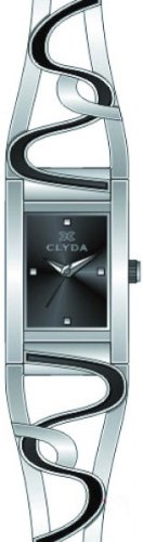 Clyda Analog Quarz Metall CLD0491RNPW