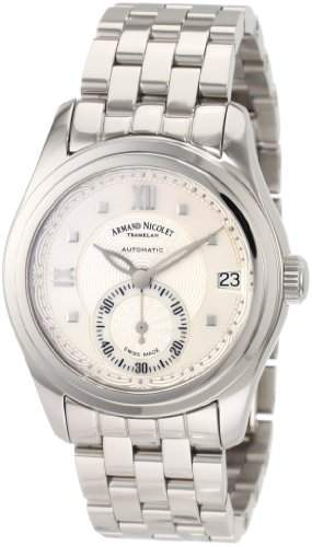 Armand Nicolet M03 Lady Automatik Date & Small Seconds 9155A-AN-M9150