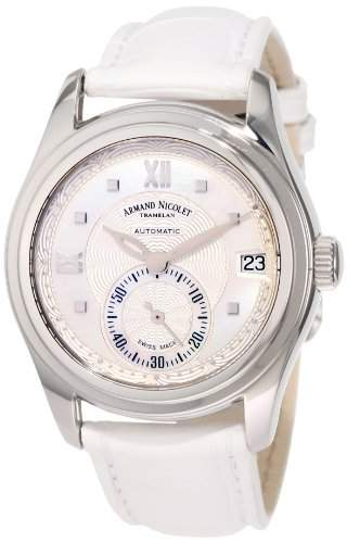 Armand Nicolet M03 Small Seconds & Date 9155A-AN-P915BC8
