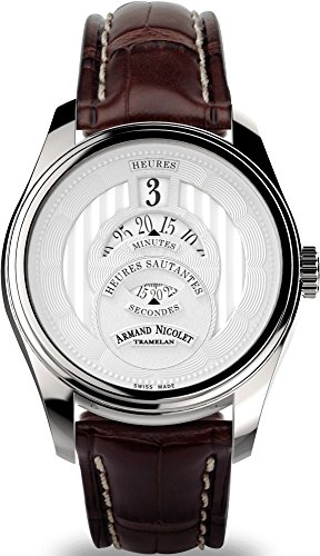 Armand Nicolet HS2 Automatik Jumping Hour A136AAA AG P974MR2
