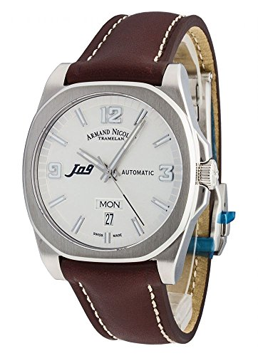 Armand Nicolet J09 Day Date Automatic 9650A AG PK2420MR