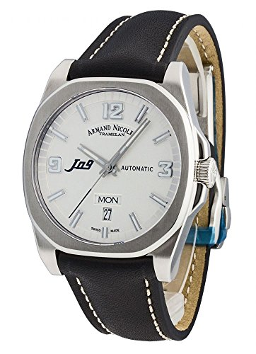 Armand Nicolet J09 Day Date Automatic 9650A AG PK2420NR