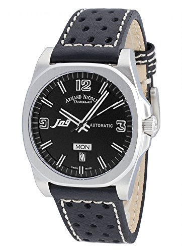 Armand Nicolet J09 Day Date Automatik 9650A NR P660NR2