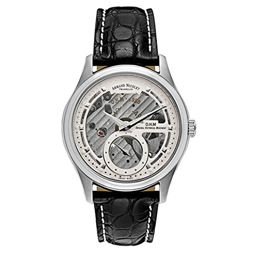 Armand Nicolet L14 Small Second Limited Edition A750AAA AG P713NR2