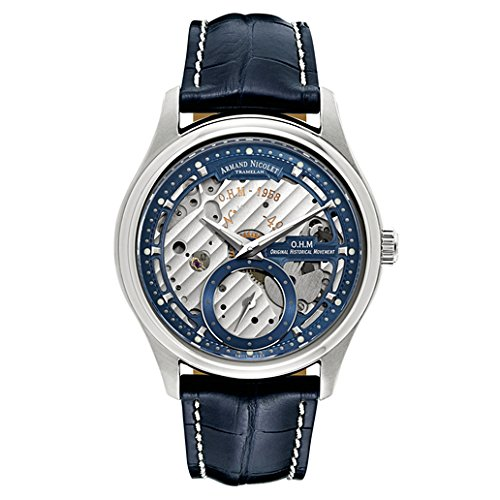 Armand Nicolet L14 Small Second Limited Edition A750AAA BU P713BU2