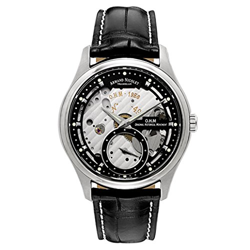 Armand Nicolet L14 Small Second Limited Edition A750AAA NR P713NR2