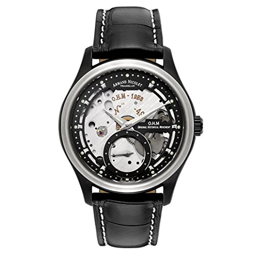 Armand Nicolet L14 Small Second Limited Edition A750ANN NR P713NR2