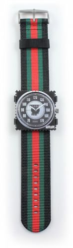 Armband Jack Stripes Green Bracelet Jack Stripes Green S T A M P S Armbaender