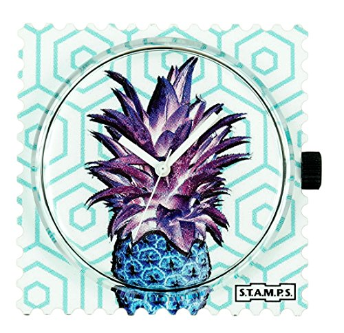 Stamps S T A M P S Uhr Zifferblatt Pineapple 104300