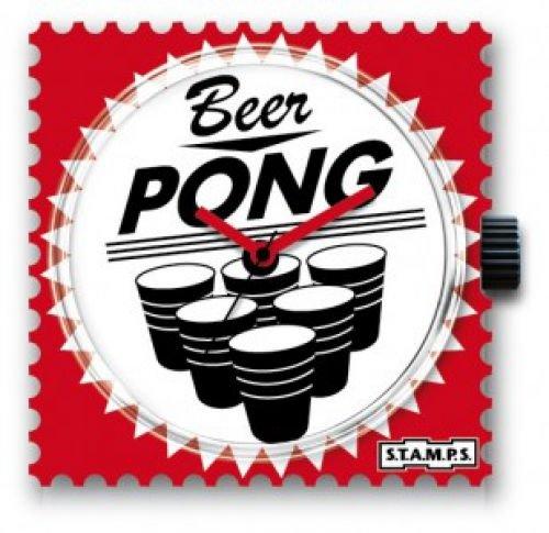 Uhr Beer Pong Frogman wasserdicht