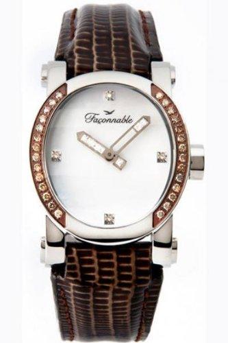 Faconnable Damen Armbanduhr Analog Automatik FDHOB