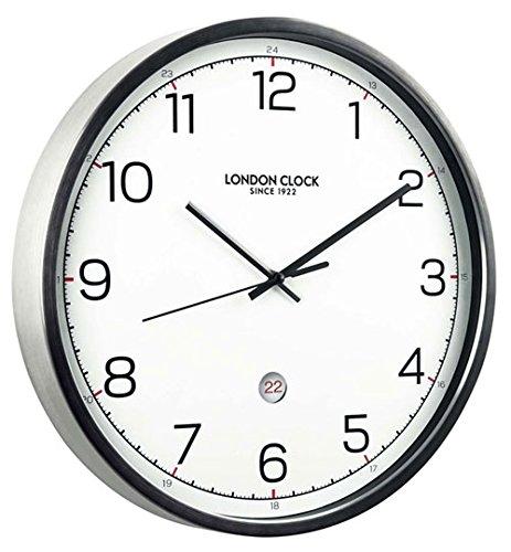 London Clock Geraeuschlose Uhren 01105
