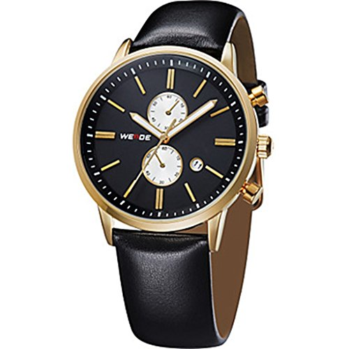 YPS Men Luxury Art echtes Lederband WTH2917