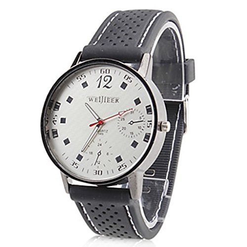 YPS M nner Kleid Design einfache Plastik Armbanduhr Band WTH8322