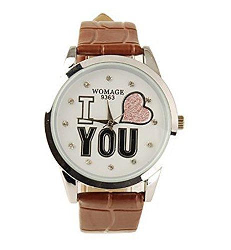 YPS Fashion Frauen Kleid Quarz Taktgeber Armbanduhren WTH4659