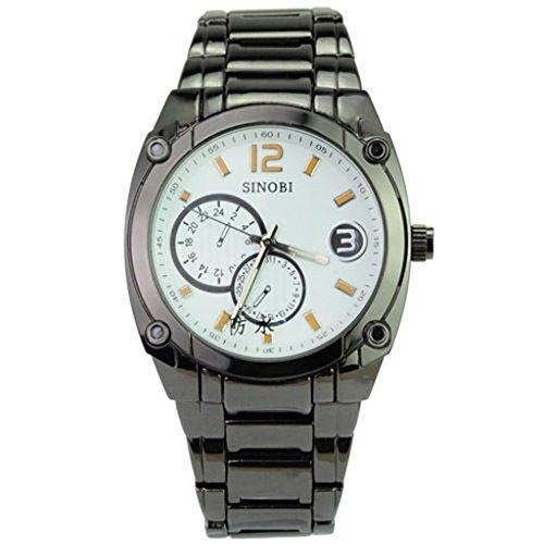 YPS Herrenmode Luxus klassischer Art Armbanduhr WTH0172