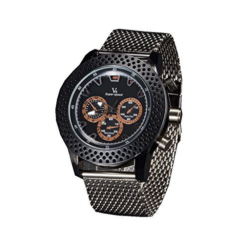 YPS Mens Luxurious Leisure Business Fashion Wrist Watches WTH3170