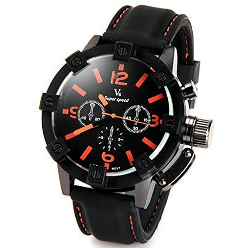YPS Men luxury Brand Sport Quartz Fashion Military Wrist Watch WTH3137