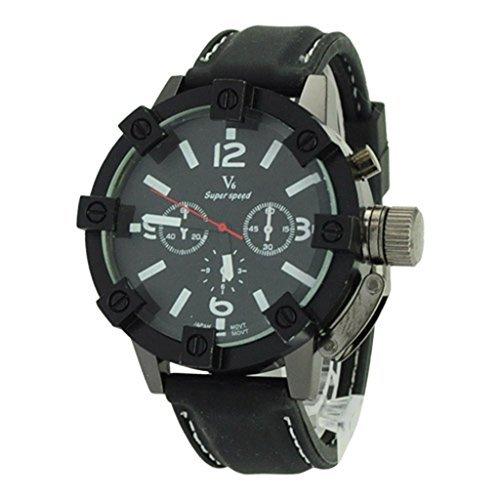 YPS Men luxury Brand Sport Quartz Fashion Military Wrist Watch WTH3139