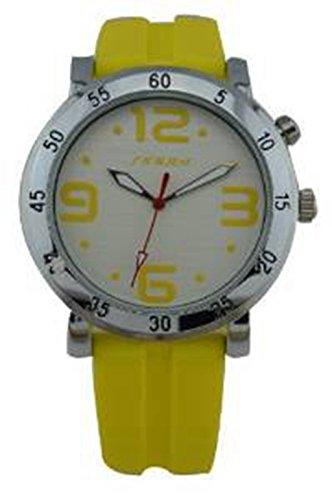 YPS Unisex Analog Nacht Sports Silikon Armbanduhr farbig sortiert WTH0270