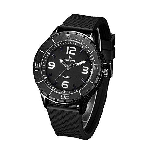 YPS Herren Luxus Freizeit Business Mode Quarz Wrist Watch WTH3235