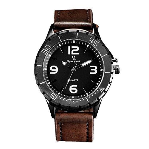 YPS Herren Luxus Freizeit Business Mode Quarz Wrist Watch WTH3238