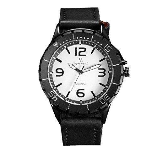 YPS Herren Luxus Freizeit Business Mode Quarz Wrist Watch WTH3239
