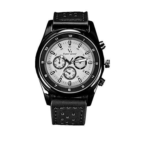 YPS Herren Luxus Freizeit dominierend modische Business Quarz Wrist WatchWTH3231