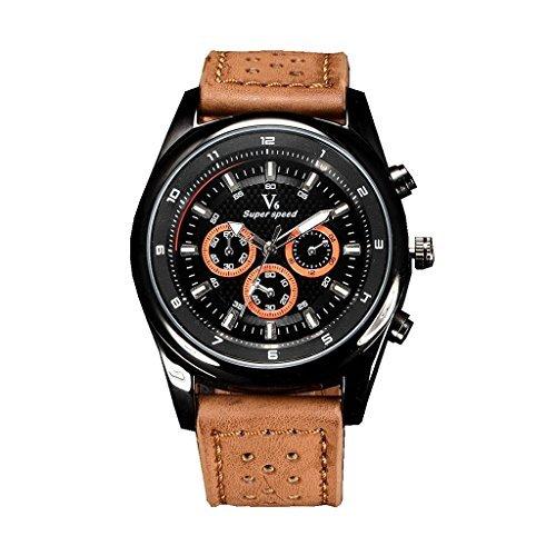 YPS Herren Luxus Freizeit dominierend modische Business Quarz Wrist WatchWTH3233