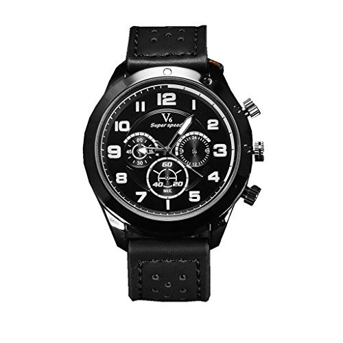 YPS Herren Luxus High End Freizeit Business Mode Quarz Wrist Watch WTH3198
