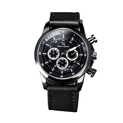 YPS Herren Luxus High End Freizeit Business Mode Quarz Wrist Watch WTH3221