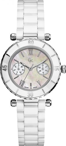 GC Diver Chic Damen Multifunktionsuhr 35003L1