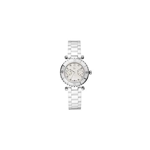 Gc Diver Chic Ladies Diamond Set Watch I46003L1