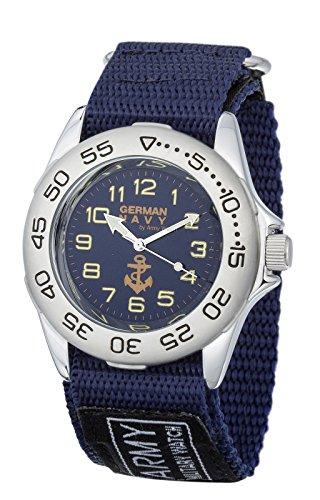 Army Watch German Navy militaerischen Armbanduhr