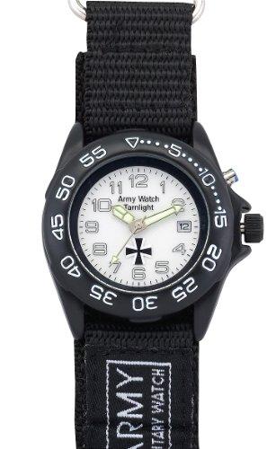 Army Watch Uhr Kommando mit Datum