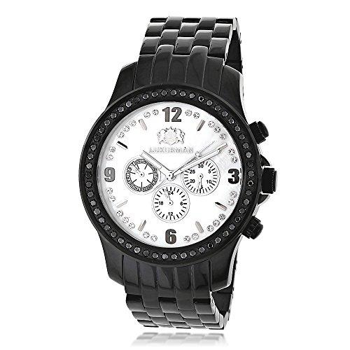 LUXURMAN Armbanduhr Edelstahl 967055