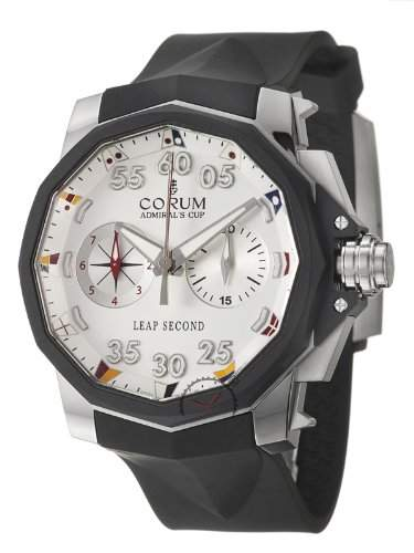 Corum Admirals Cup Leap Second Chronograph 48mm Sportuhr 895931060371 AA92