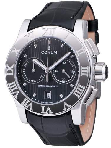 Corum Romulus Automatik Chronograph COSC Chronometer 984715200F01 BN77