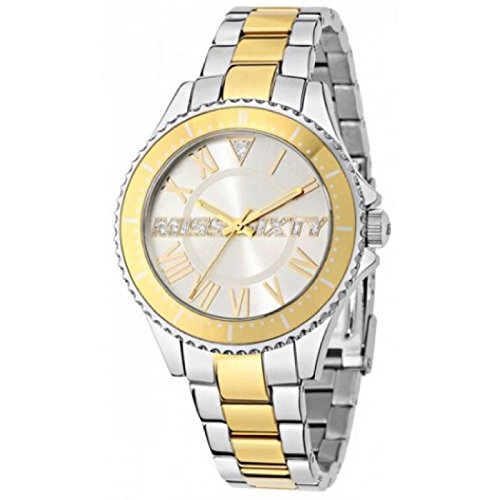 Miss Sixty Armbanduhr Analog Quarz Metall R0753138504