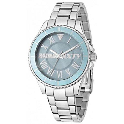 Miss Sixty Armbanduhr Analog Quarz Metall R0753138505